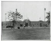 Historic Holman Stadium, Circa 1950
