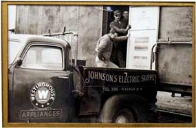 Johnson's Electric Supply, circa 1930